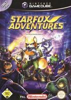 Nintendo GameCube Spiel - Starfox Adventures DE/EN nur CD