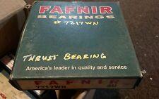 FAFNIR 7217WNSU THRUST BEARING 7217