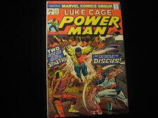 Power Man #22 (Dec 1974, Marvel) MID GRADE