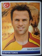Panini 330 Stjepan Tomas Galatasaray UEFA CL 2006/07