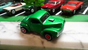 Classic  t-jet body / 1941 willys / emerald green / NICE !!
