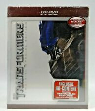 Transformers (HD DVD, 2007, 2-Disc Set, Special Edition) New Sealed !