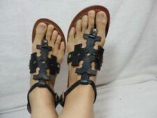 Tory Burch  Tumbled Wedge  Sandal 7.5 M