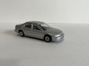Maisto RARE Honda Accord 1996 silver 1:64