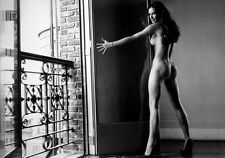 DEMI MOORE * LARGE A3 SiZE QUALITY CANVAS PRINT