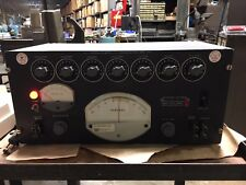 General Radio Resistance Limit Bridge Model 1652 A