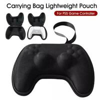 Shockproof Travel Pouch Carry Bag for PS5 Gamepad Controller Hard Case