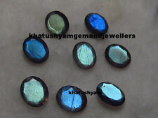 AAA Quality 15 Piece Natural Labradorite 6X8 MM Oval Cut Loose Gemstone