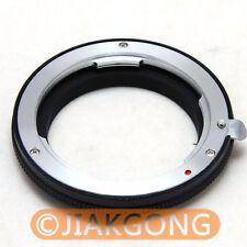 Pentax PK Lens to Olympus 4/3 adapter E-620 E-600 E-450