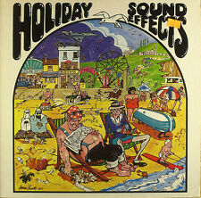 Mike Harding - Holiday Sounds  - LP - washed - cleaned - L4098