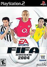 Fifa Soccer 2004 PLAYSTATION 2 (PS2) Sports (Video Game)