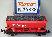 Selbstentladewagen Kohlenladung DB Cargo Roco 25338 N 1:160 NEU OVP #HS2  å√