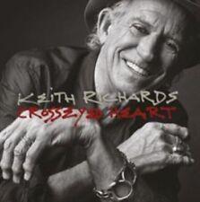 Crosseyed Heart by Keith Richards (CD, Sep-2015, Virgin EMI (Universal UK))