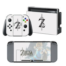 Zelda For Nintendo Switch Skin Sticker Console Controllers Decals Stickers Cover