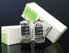 NOS Match 2pcs BRIMAR 13D3 12AU7 ECC82 TUBEs for amplifier