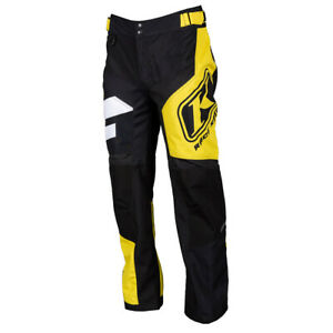 Klim Race Spec Pant XL Klim Yellow Closeout