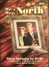 Mr. & Mrs. North: Three Episodes on DVD! (2004) WORLD SHIP AVAIL!