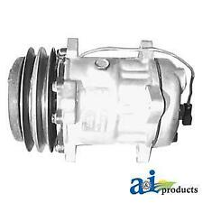 A 3763384m91 Compressor New Sanden Style With Clutch 4708 Fits A 3782613m2