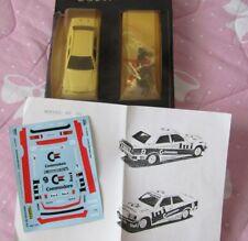 """Kit Verem 1/43 Mercedes 190 S """"LUI"""""""