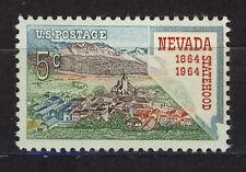 ESTADOS UNIDOS/USA 1964 MNH SC.1248 Nevada Statehood