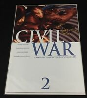 ☆☆ Civil War #2 ☆☆ (Marvel)  2006 High Grade FREE Shipping