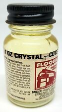 FLOQUIL-CRYSTAL--COTE-F110004-Railroad Colors-1 Ounce Bottle-New Old Stock