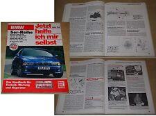 Dieter Korp BMW 5er-Reihe ab September 1995 Band 205 JETZT HELFE ICH MIR SELBST