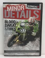 MINOR DETAILS - Blood, Sweat & Tires - Superbike Series Complete w/ Insert 1M