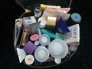 35Pc+ Mega Sampler Set- Chanel, Versace, OPI, Ahava, Shiseido, BECCA & More $275