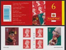 Pm3 2001 Punch & Judy Sa Barcode Booklet - Complete with Cyl