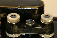 GERMAN OPERA GLASSES   binoculars CRYSTAL CLEAR