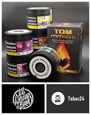 187 Shisha Tabak Premium Bundle 6 Dosen je 200gr. + 2x Tom Coco Gold