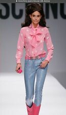 moschino jeans blouse  Size:42(Italy)-8USA