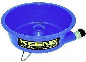Keene Blue Bowl - Gold Concentrating Kit - Centrifuge Technology