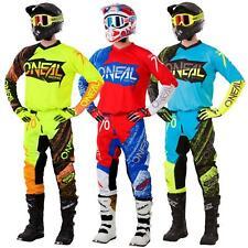 O'Neal Element Burnout Combo SET Jersey Hose MX Motocross Trikot Shirt Pant DH