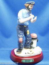 Emmett KellyJr Policeman 9607 Flambro Clown Professional Series Collectible