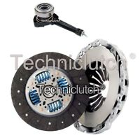 NATIONWIDE 2 PART CLUTCH KIT AND CSC FOR OPEL MOVANO PLATFORM/CHASSIS 2.5 D