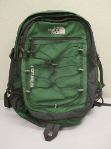The North Face Green Borealis Backpack