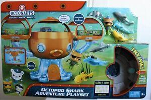 Fisher-Price Octonauts Octopod Shark Adventure Playset