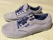 Women's girls vans trainers shoes size 5
