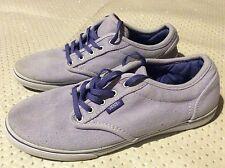 Women's girls vans trainers shoes size 5