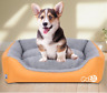 Self Warming Cat and Dog Bed Cushion for Medium large Dogs Free shipping