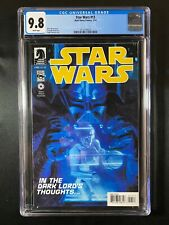 Star Wars #13 CGC 9.8 (2014) - Darth Vader & Luke Skywalker cover
