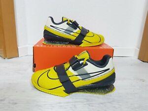 Nike Romaleos 4 * NEU * Größe 42 Gewichtheberschuhe ( Romaleos 3 )