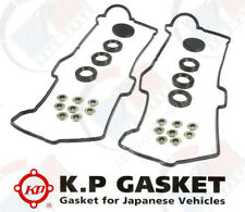 TOYOTA KP Valve Cover Gasket Set 11213-62020KIT Made in Japan W/ Cam Plugs