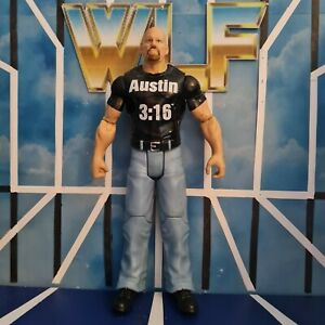 Stone Cold Steve Austin - Tough Talkers Series - WWE Mattel Wrestling Figure