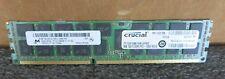 Crucial 8GB RAM PC3-12800R DDR3-1600 2RX4 Memory Module MT36JSF1G72PZ-1G6K1FE