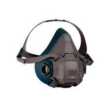 3M 6502 Rugged Comfort Half Facepiece Reusable Respirator, Size: MEDIUM