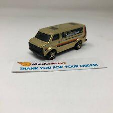 Chevy Van * Gold 50th Superfast * Matchbox LOOSE * F539