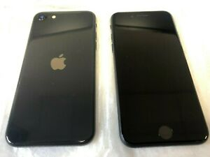 Apple iPhone SE 2nd edition 2020 64gb Black A2296 Unlocked Good Condition